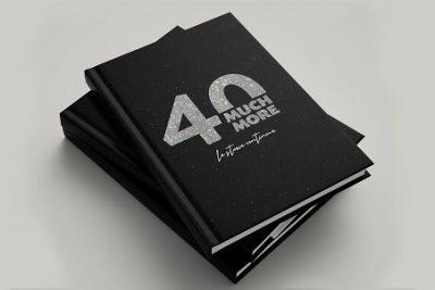 """Presentazione del libro """"Much More 40"""""""